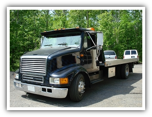 Towing services - tow truck